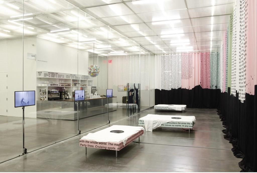 Lili Reynaud-Dewar New Museum 10