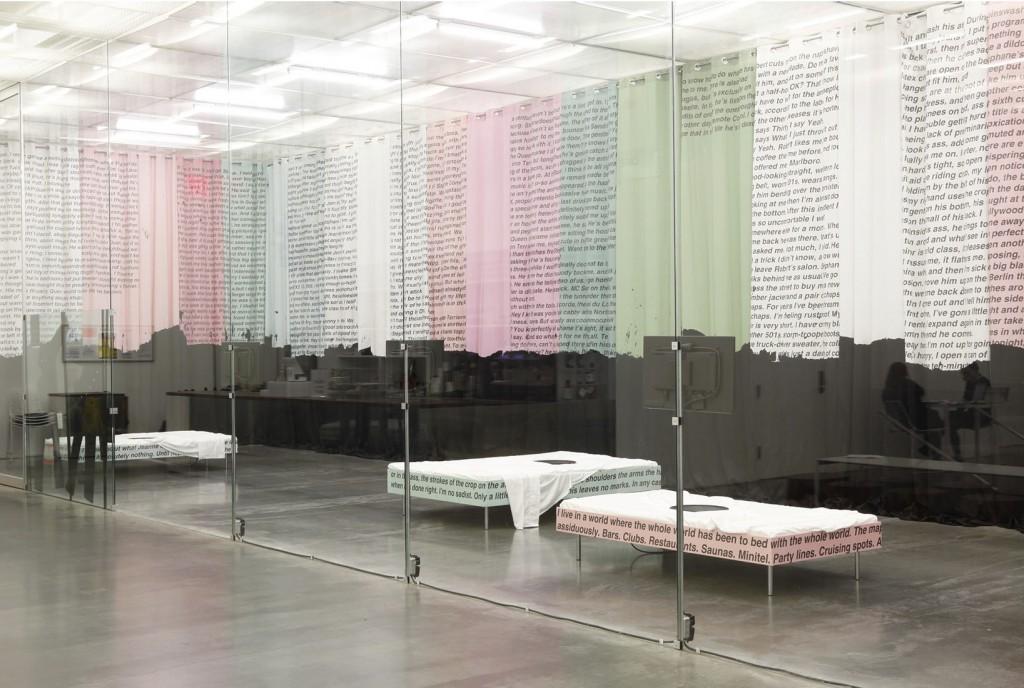Lili Reynaud-Dewar New Museum 2