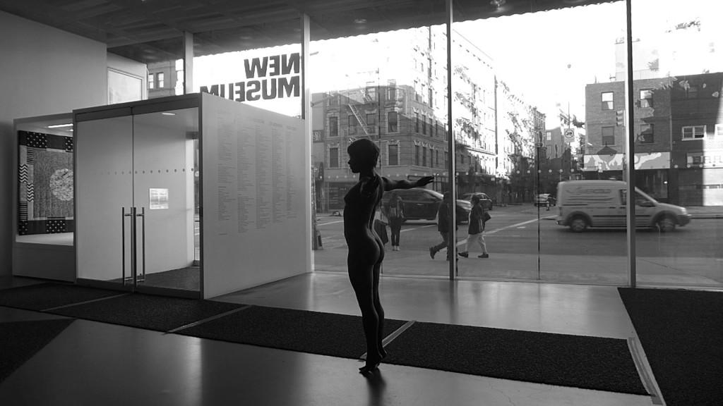 Lili Reynaud-Dewar New Museum 21