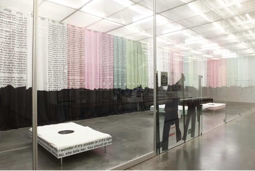 Lili Reynaud-Dewar New Museum 3