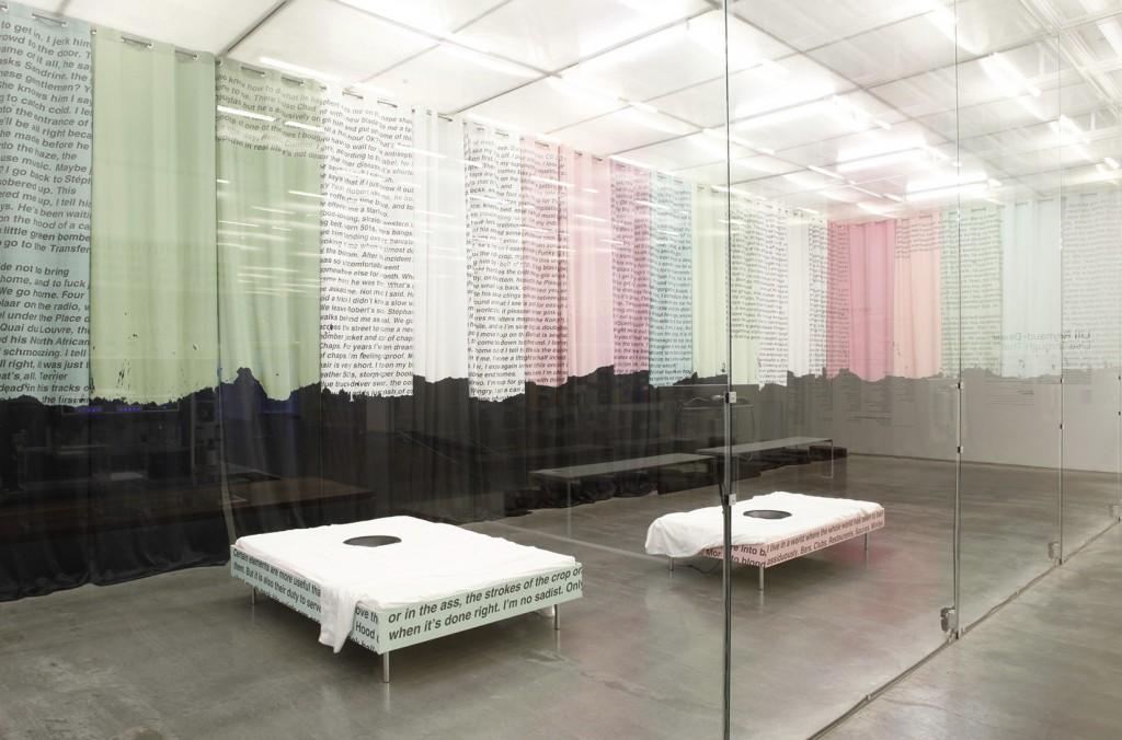 Lili Reynaud-Dewar New Museum 4
