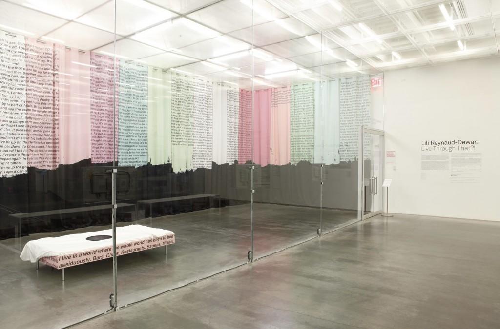 Lili Reynaud-Dewar New Museum 6