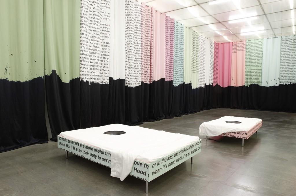 Lili Reynaud-Dewar New Museum 7