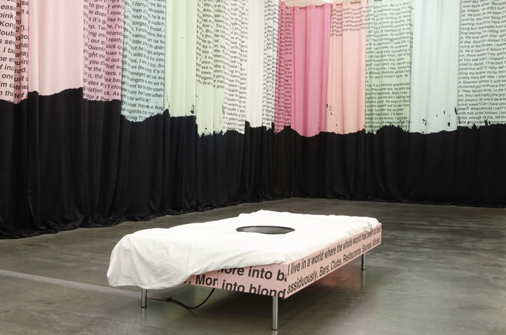 Lili Reynaud-Dewar New Museum 8