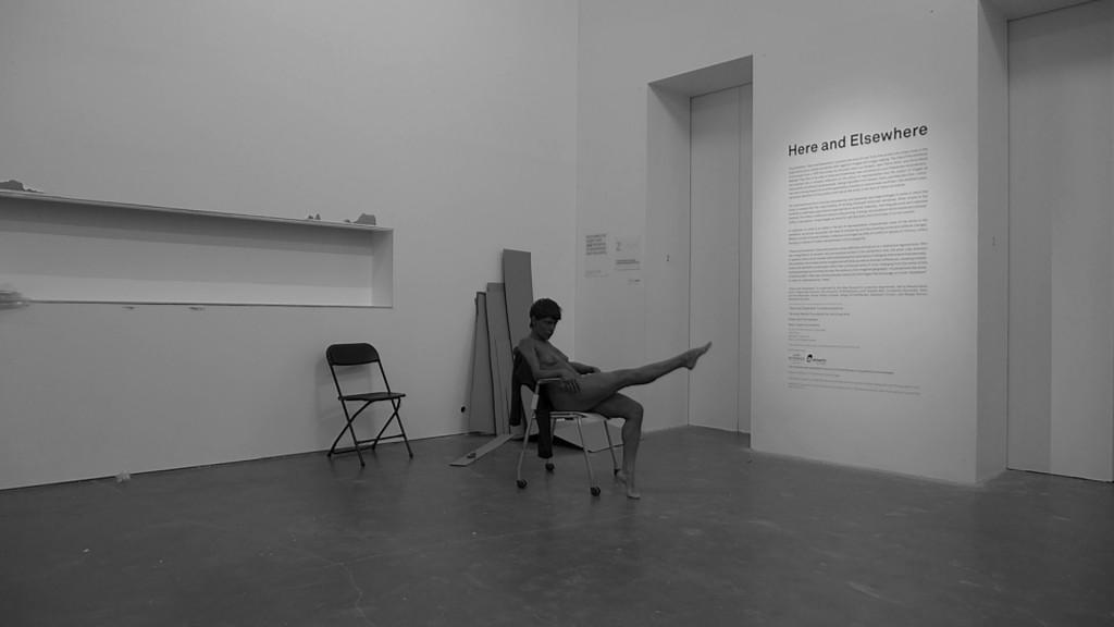 Lili reynaud-Dewar New Museum 16